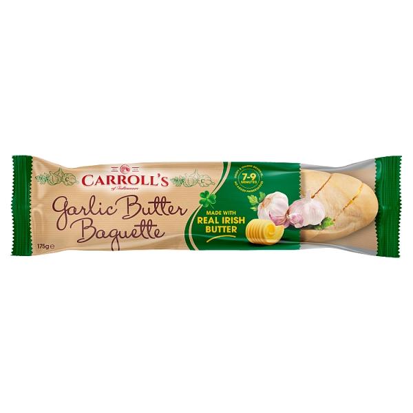 Carroll's Garlic Butter Baguette