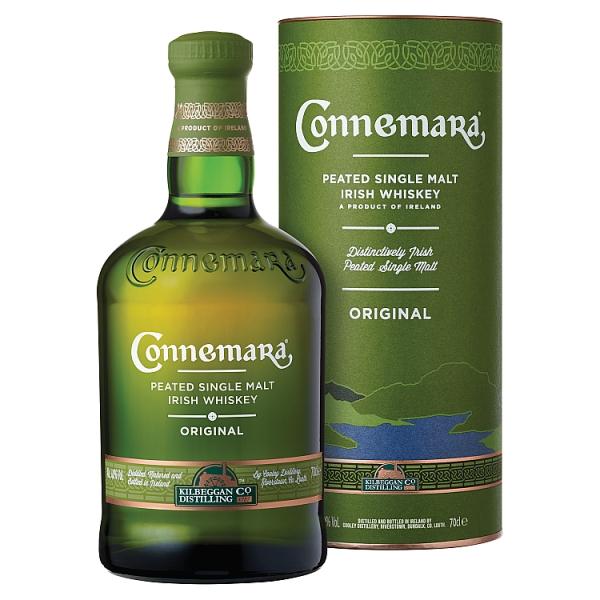 Connemara Single Malt Irish Whiskey