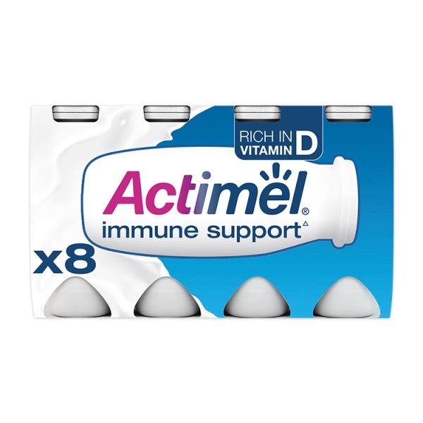 Danone Actimel Original Yogurt Drink 8 Pack