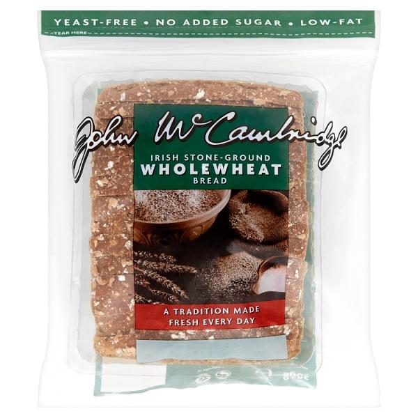 McCambridge Wholewheat Soda Bread