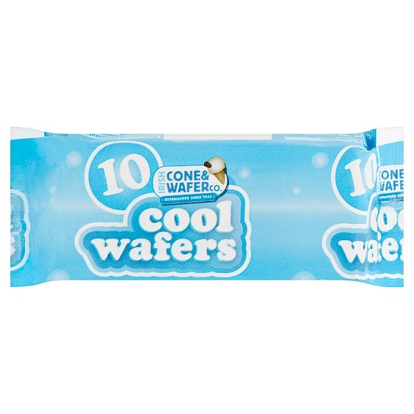 Irish Cone & Wafer Co. Wafers