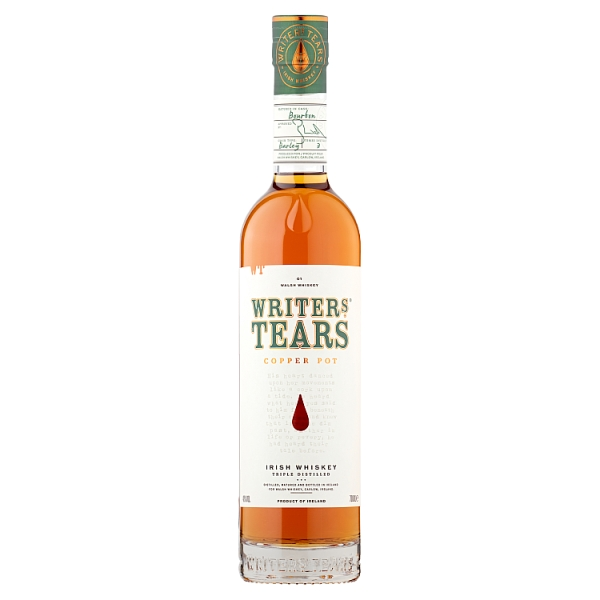 Writers Tears Copper Pot Whiskey