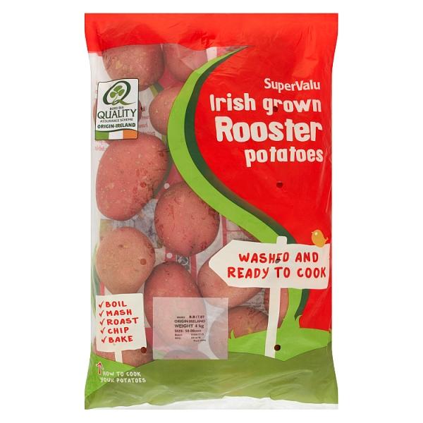 SuperValu Irish Grown Rooster Potatoes