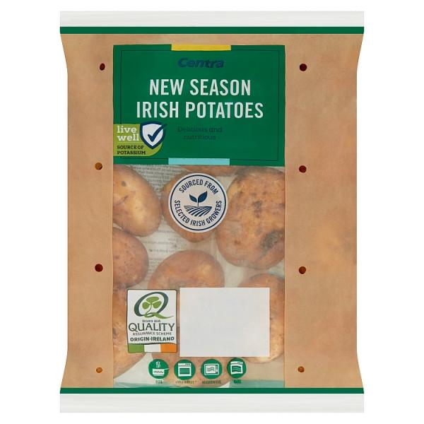 Centra New Season Irish Potatoes
