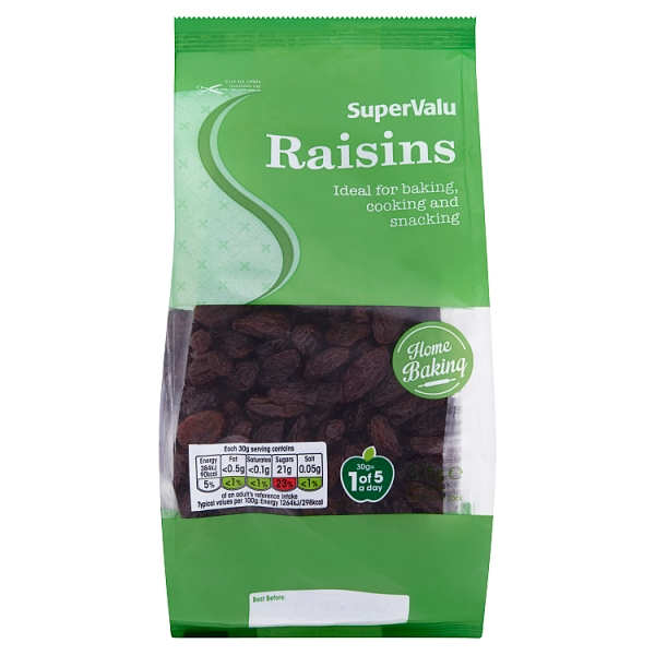 SuperValu Raisins