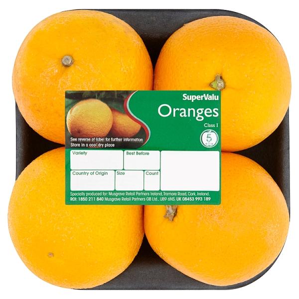 SuperValu Oranges