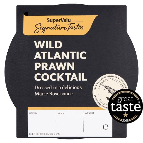 SuperValu Signature Tastes Wild Atlantic Prawn Cocktail
