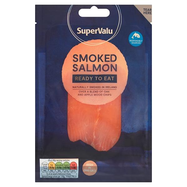 SuperValu Smoked Salmon