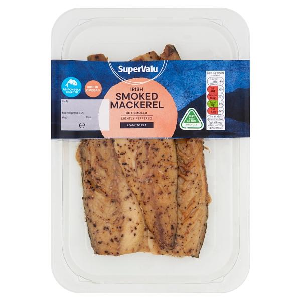 SuperValu Smoked Irish Mackerel