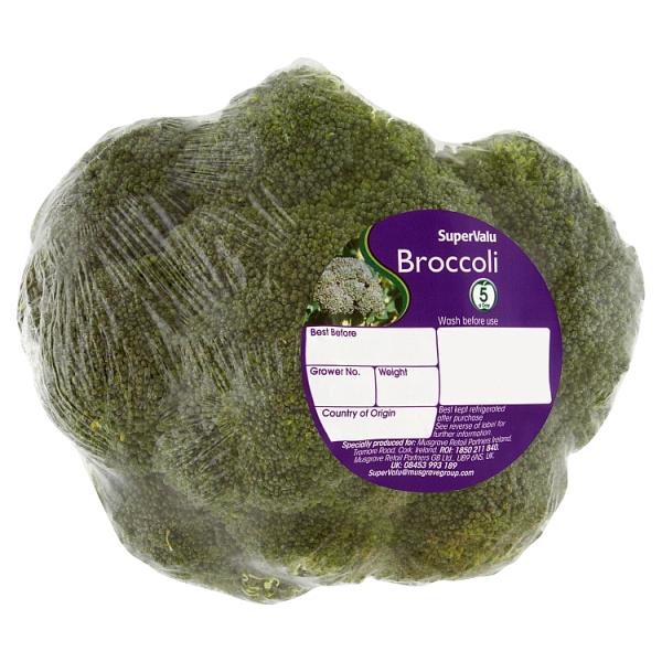 SuperValu Broccoli