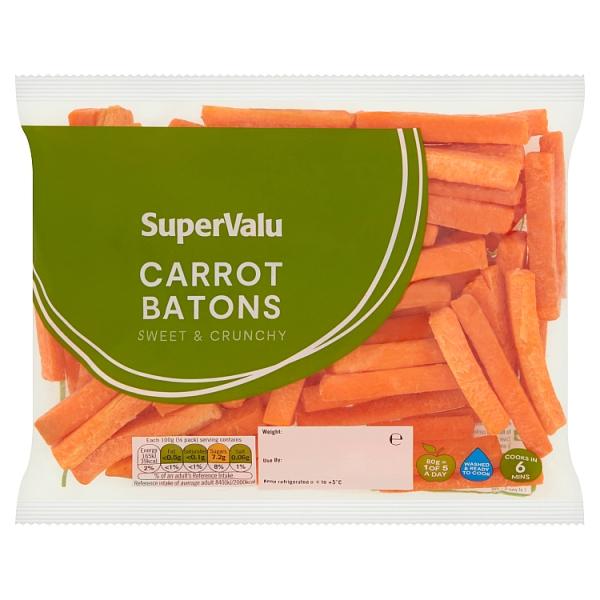 SuperValu Baton Carrots
