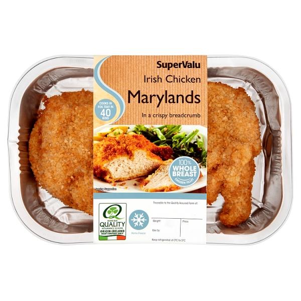SuperValu Breaded Chicken Maryland 2 Pack