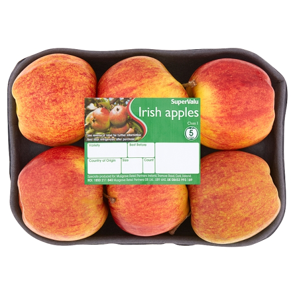 SuperValu Irish Apple Tray