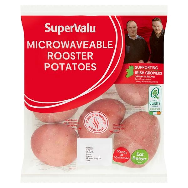 SuperValu Irish Rooster Potatoes
