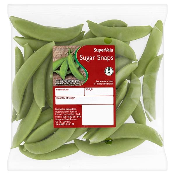 SuperValu Sugarsnaps