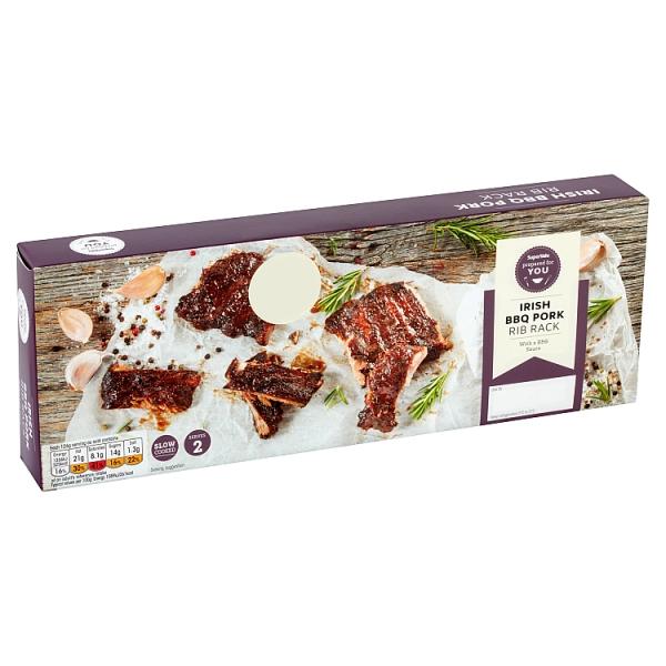 SuperValu BBQ Pork Rib Rack
