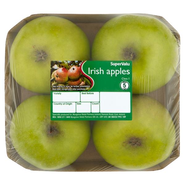 SuperValu Irish Bramley Cooking Apples