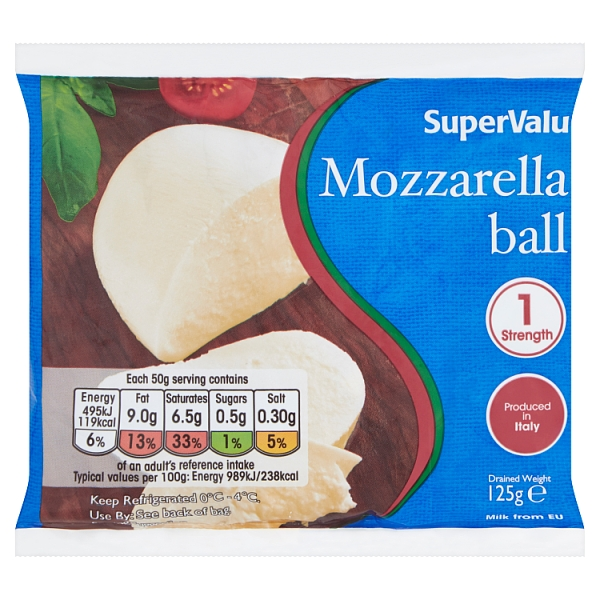 SuperValu Mozzarella Ball