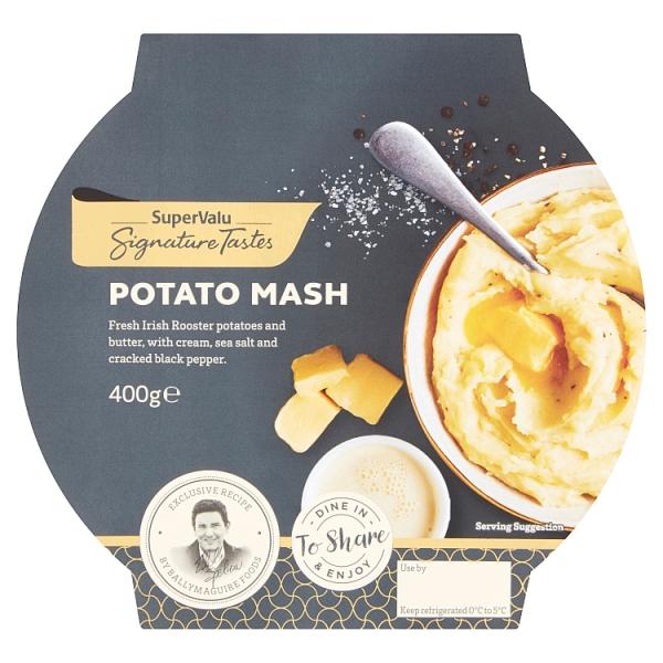 Signature Tastes Smooth &CREAMY Potato Mash