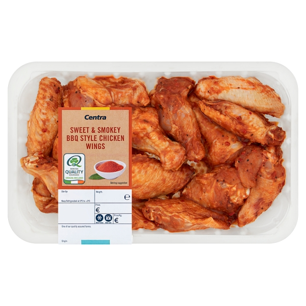 SuperValu Sweet And Smokey Chicken Wings