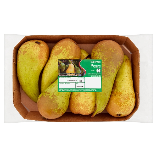 SuperValu Pear Tray