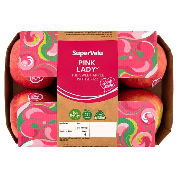 SuperValu Pink Lady Apples