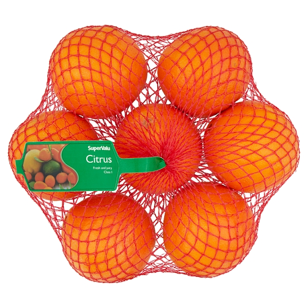 SuperValu Oranges Nets