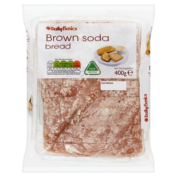 Daily Basics Brown Soda