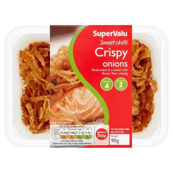SuperValu Sweet Chilli Crispy Onions