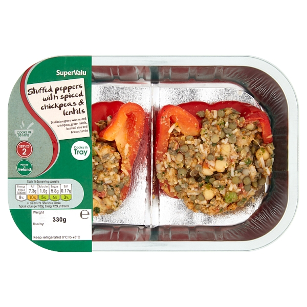 SuperValu Stuffed Peppers