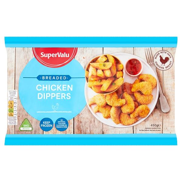 SuperValu Breaded Chicken Dippers
