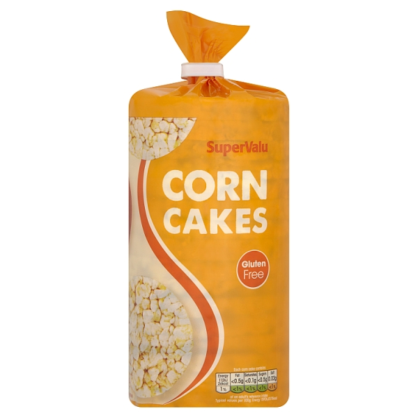 SuperValu Corn Cakes