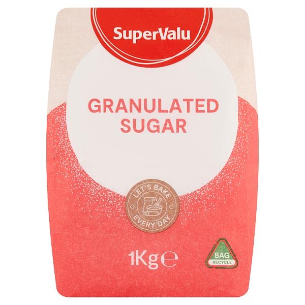 SuperValu Granulated Sugar