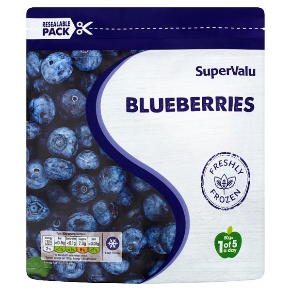 SuperValu Frozen Blueberries