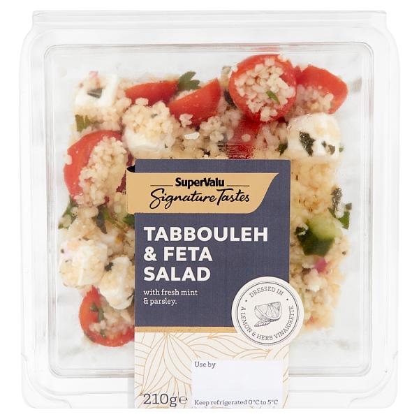 Signature Tastes Tabbouleh & Feta Salad