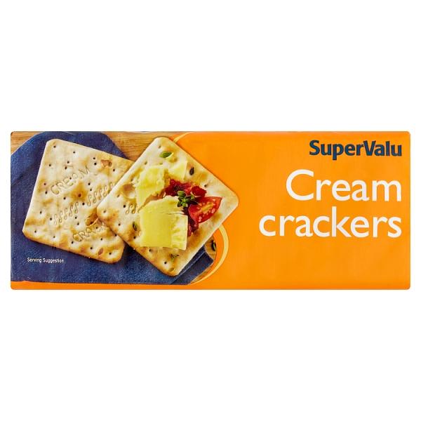 SuperValu Cream Crackers