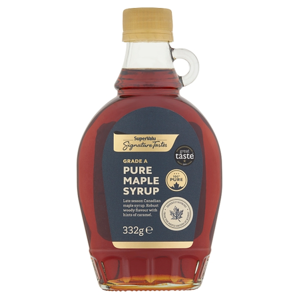 4f697f38888 SuperValu Signature Taste Pure Maple Syrup