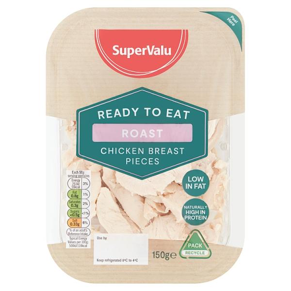 SuperValu Roast Chicken Breast Pieces