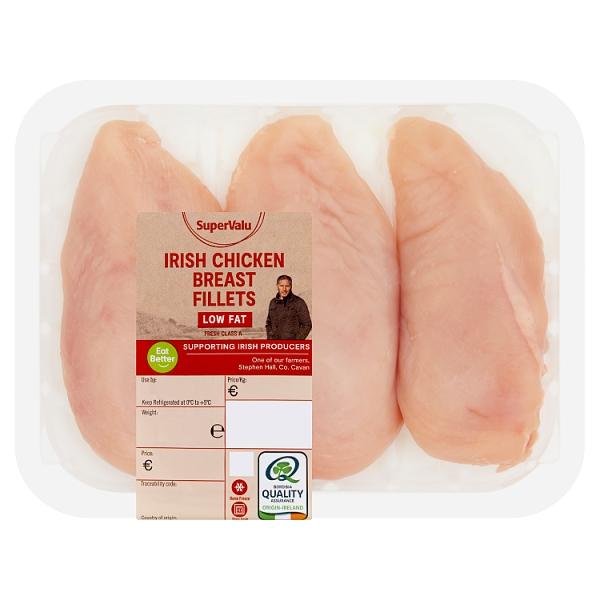 SuperValu Fresh Irish Chicken Fillets