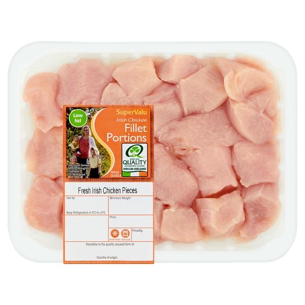 SuperValu Fresh Irish Diced Chicken
