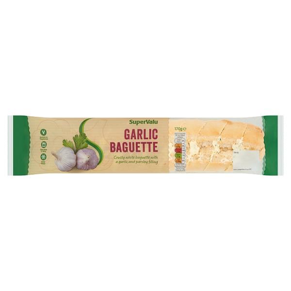 SuperValu Garlic Baguette