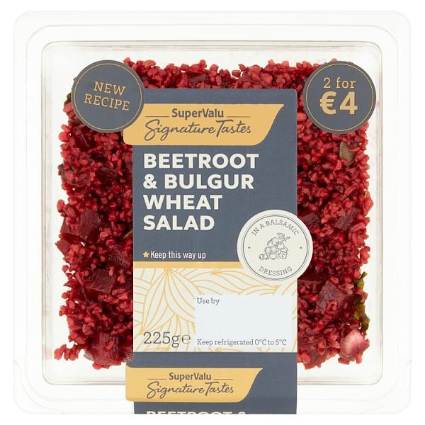 Supervalu Signature Tastes Beetroot Amp Bulgar Salad