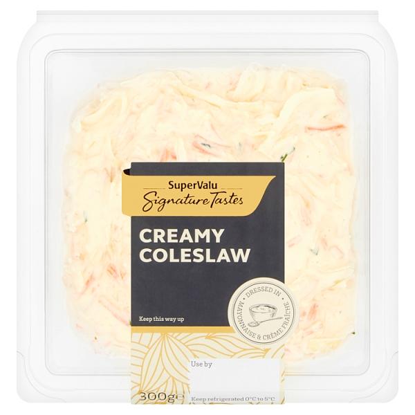Signature Tastes Creamy Coleslaw
