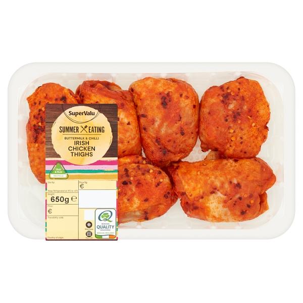 SuperValu Buttermilk & Chilli Chicken Thighs