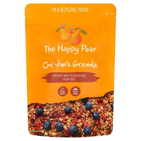 The Happy Pear Cool Jim's Granola