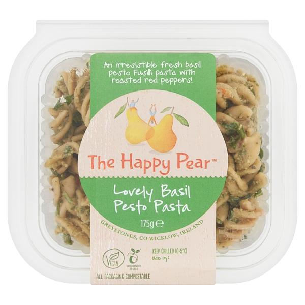 The Happy Pear Lovely Basil Pesto Pasta