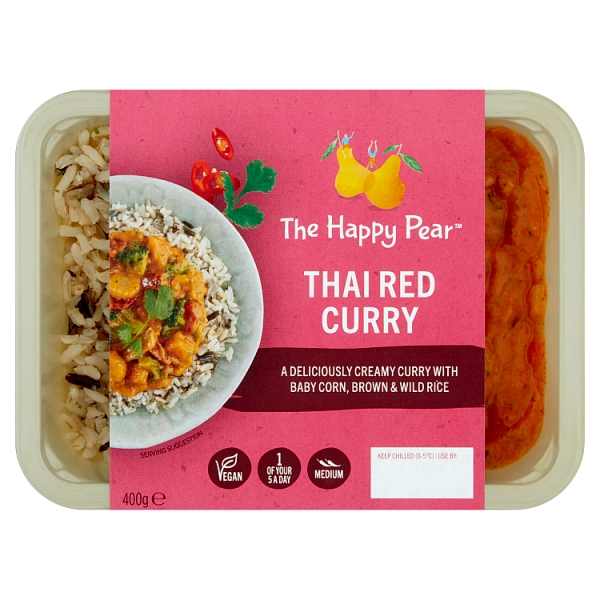 The Happy Pear Thai Red Curry