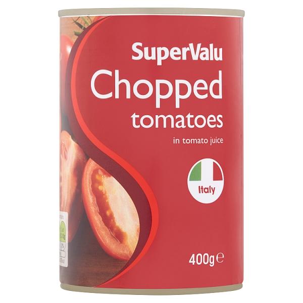 SuperValu Chopped Tomatoes