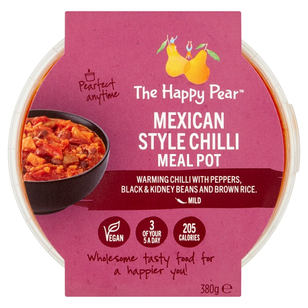 The Happy Pear Mexican Chilli Meal Pot