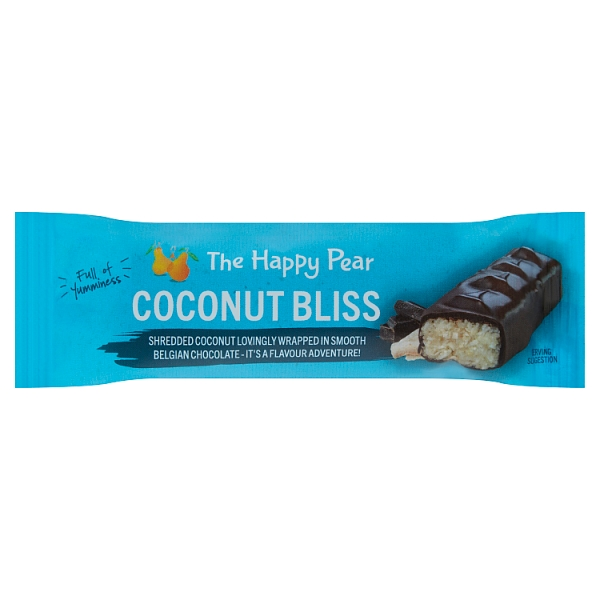 The Happy Pear Coconut Bliss Bar